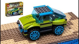 LEGO Creator 31074 alternative build moc