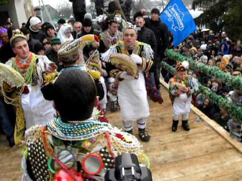 4. Merry Christmas in Boian, Ukraine. 07.01.2010.