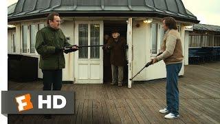 Alan Partridge (10/10) Movie CLIP - Armed Standoff (2013) HD