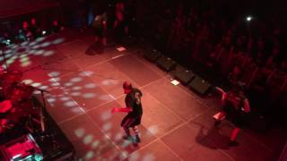 """Suicidal Tendencies """"You can't bring me down"""" Dresden, Germany. Persistence Tour 2017"""