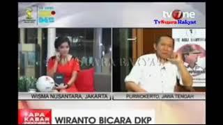 "(HEBOH) Suryo Prabowo : "" Wiranto dari dulu tukang bohong,  kutu locat! """
