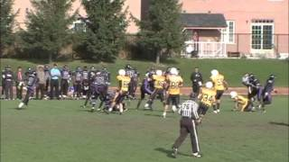 Bryce Hines 2012 football highlights