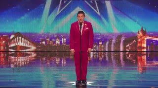 Top 5 Britain's Got Talent Funniest / Comedy Auditions 2016