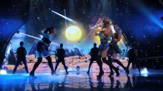 Ariana Grande - Live Performance of 'Break Free' America's Got Talent