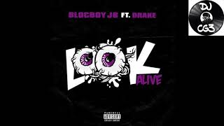 BlockBoy JB - Look Alive feat. Drake [Clean]