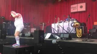 HOPEPA HARMONIC SOLO - Fat Freddy's Drop at Sónar 2017