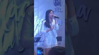 Mahal kita Pero - Janella Salvador - Sm City East Ortigas