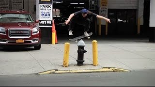 Rack by Johnny Wilson HD skateboarding video