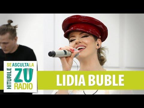 Lidia Buble - Eu Voi Fi (Live la Radio ZU)