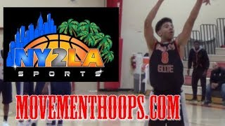 D.J. Carton SHOWS OUT at the 2017 NY2LA Sports Invitational