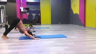 Coreografía Pilates