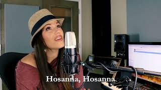 Hosana Hosana cover by Beckah Shae (Christian song Remix of Camila Cabello's Havana)