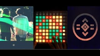 Porter Robinson & Madeon - Shelter Launchpad Cover + Project file