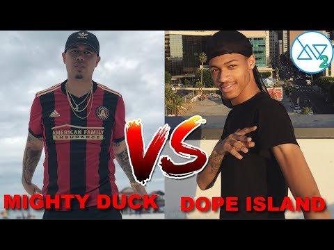Mighty Duck Vines Vs Dope Island Vines (W/Titles) Funny Vine Compilation 2018