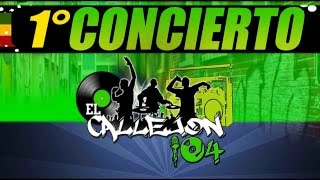 PRIMER CONCIERTO DEL CALLEJON 104 - SABADO 26 DE MARZO - LOS TEQUES