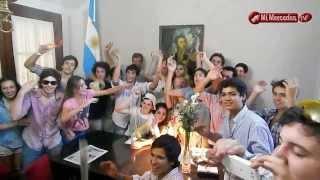 Visita de Alumnos Al Despacho Del Intendente