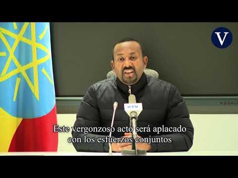 El primer ministro etíope, Nobel de la Paz, declara la guerra al Tigré