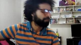 Não sonho mais - Chico Buarque   cover Gabriel Caetano