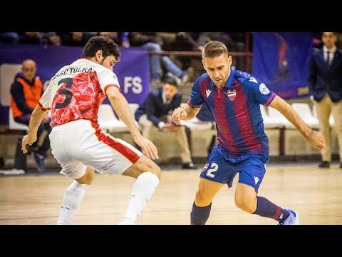 Levante UD - ElPozo Murcia Jornada 9 Temp 19-20