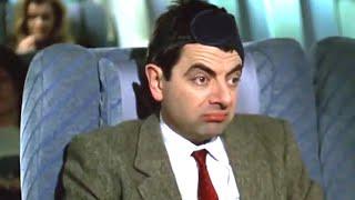 Airplane   Funny Clip   Classic Mr Bean width=