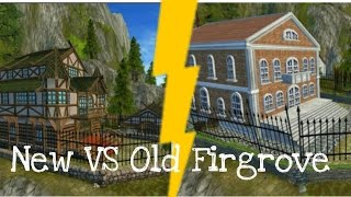 || New VS Old Firgrove ||