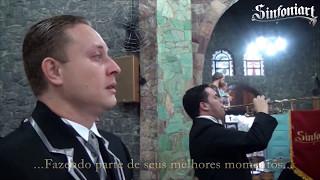 Entrada da Noiva com tema Armageddon - Matriz de Mauá - Sinfoniart Música para Casamentos
