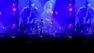 "Diana Ross with Jamiroquai ""Upside Down"" [HD]"