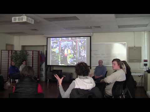 CCS Saturday Seminar: Kristopher Benedict