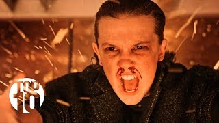 The Top 10 Telekinetic Moments of Eleven from Stranger Things (Seasons 1 & 2)