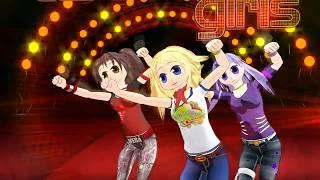 Caramella Girls - Boogie Bam Dance (Official English Version)