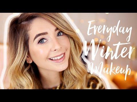 My Everyday Winter Makeup | Zoella