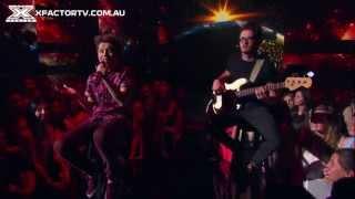 Jai Waetford - Plans - Live Show 8 - The X Factor Australia 2013