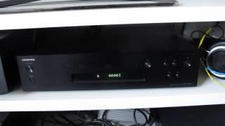 Onkyo BD-SP809 | 3D Blu Ray Disc-/Multi-Player