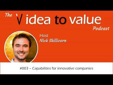 #003 - The Capabilities of Innovative Teams Teams