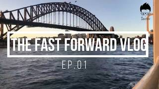 | THE FAST FORWARD VLOG | EP. 01