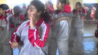 Video Show- English MCB Class IX Boys and Girls Permforming Dance
