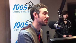Charlie Winston - Interview - 102.7 The PEAK