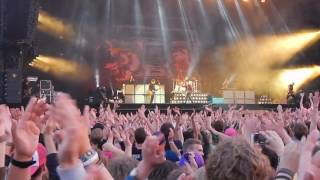 revolution radio greenday pinkpop 4 juni 2017