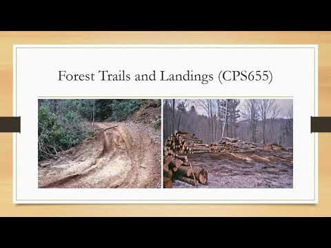 Forestry and EQIP Overview Webinar