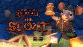 The Lost Legends of Redwall : The Scout Official Trailer
