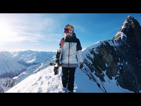 GoPro: Dry Slopes to Snowboard Star - The Story of Katie Ormerod