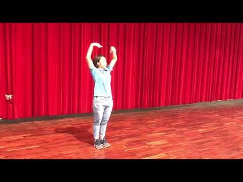 107 大會舞練習影片(高年級) - YouTube
