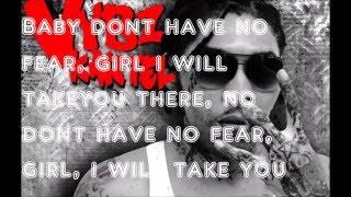 Vybz Kartel - I will Take You There lyrics video [Cure Pain Riddim] February 2016