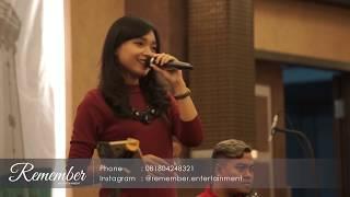 YOGYAKARTA - KLA PROJECT COVER BY REMEMBER ENTERTAINMENT KERONCONG MODERN