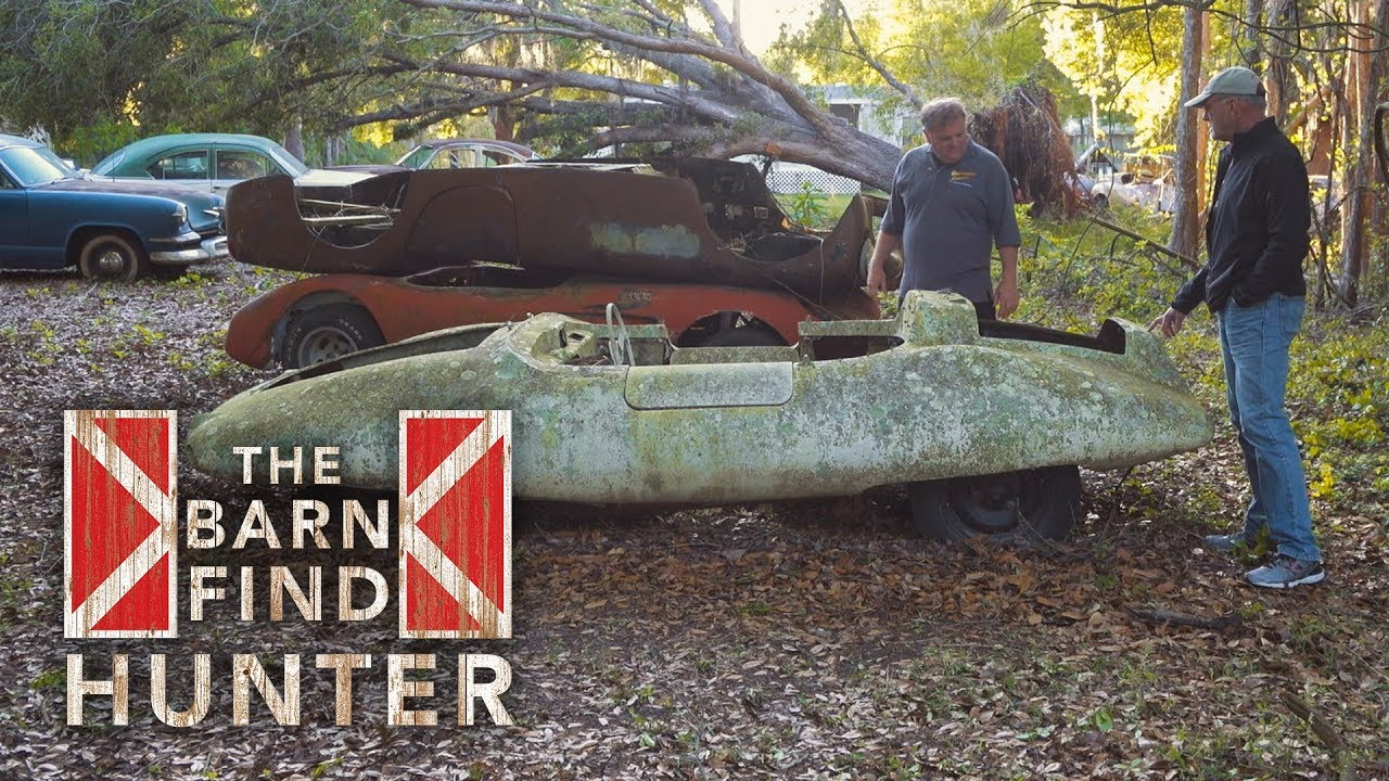Barn Find Hunter: A slew of fiberglass kit cars