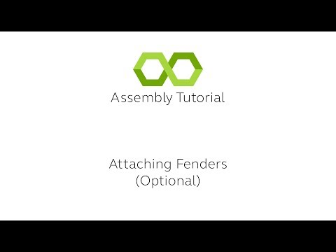 Flash Assembly | Optional Fenders