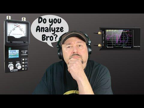 Antenna Analyzers for Ham Radio