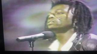 """""""Crazy"""" by Seal (Live) 1991."""