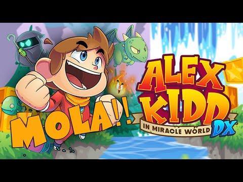 La Zona Retro: Alex Kidd in Miracle World DX