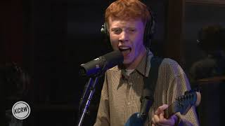 """King Krule performing """"Easy Easy"""" Live at the Village on KCRW"""